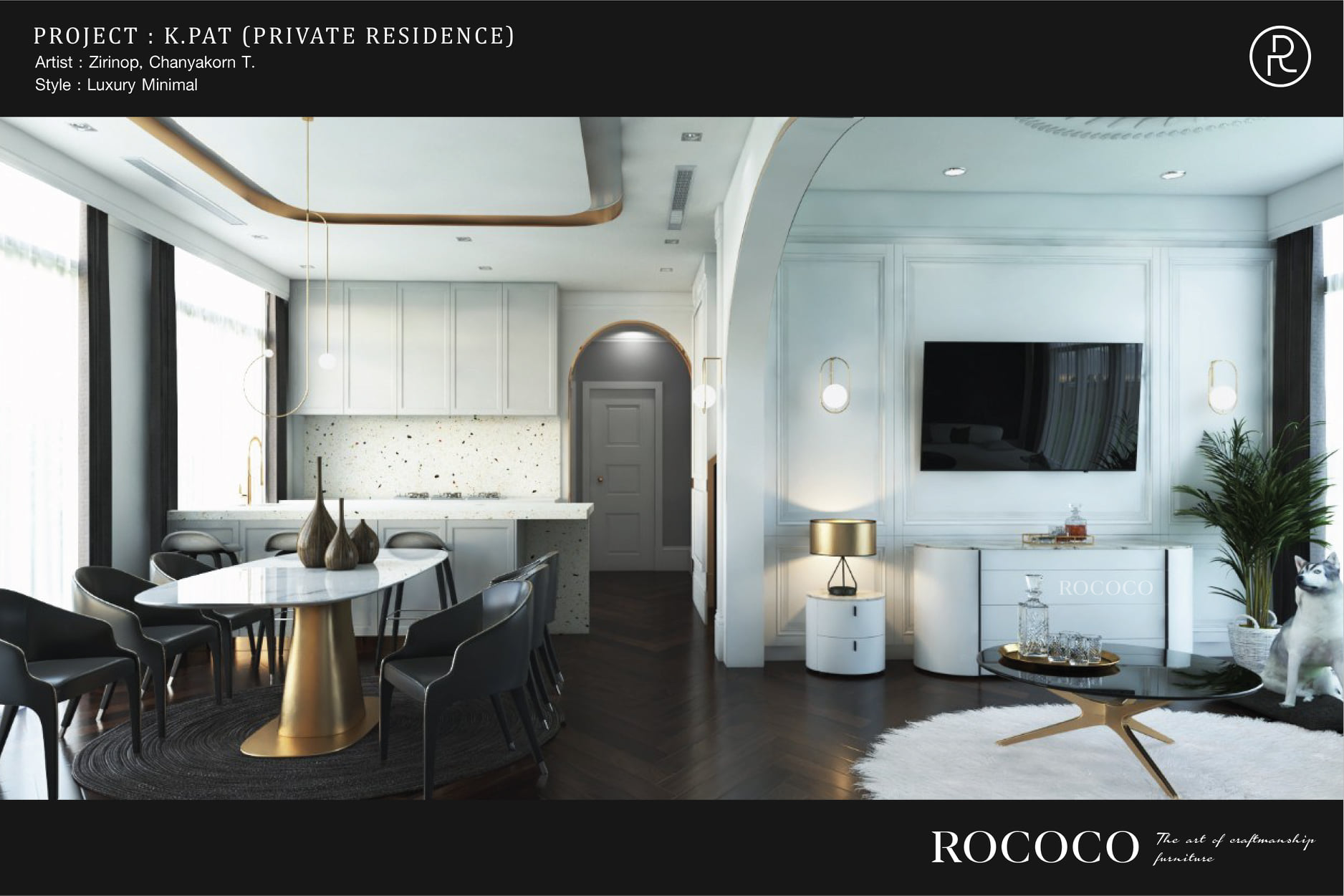 K. PAT Private Residence