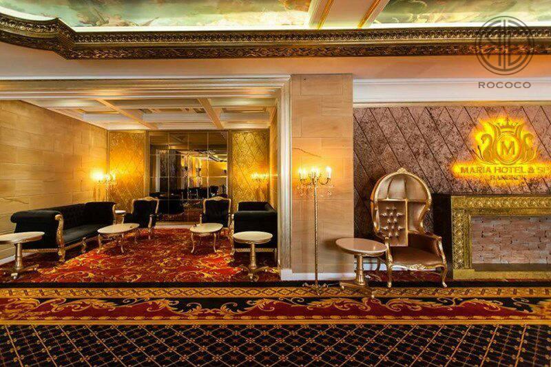 Project : Maria Exacutive Hotel 2017