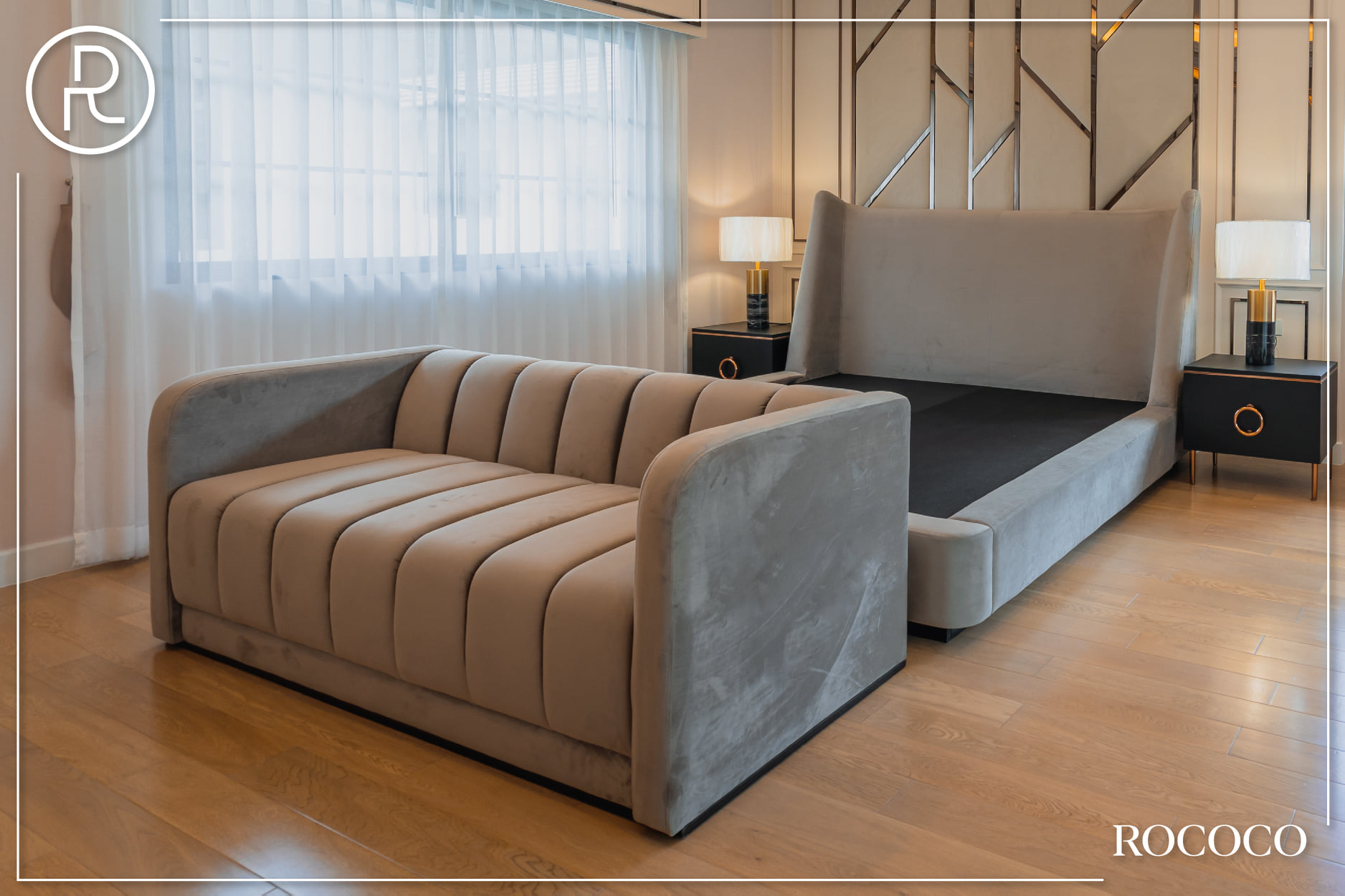 Project : Settrasiri Phahol-Watcharaphol (Bedroom)